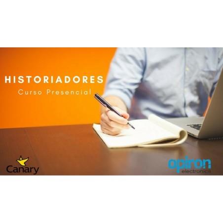 Curso sobre Historiadores