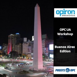 OPC UA Workshop Buenos Aires