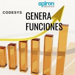Codesys: Generador de...