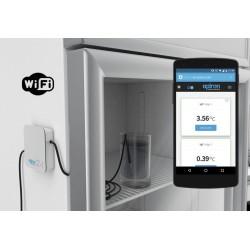 IoT Temperature Sensor for Fridges